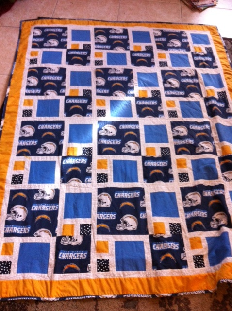 Chargers_Quilt