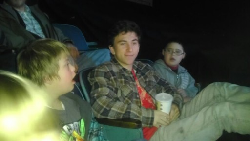 WWE Erik, Ethaniel, Max