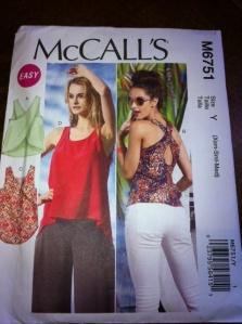 McCalls 6751