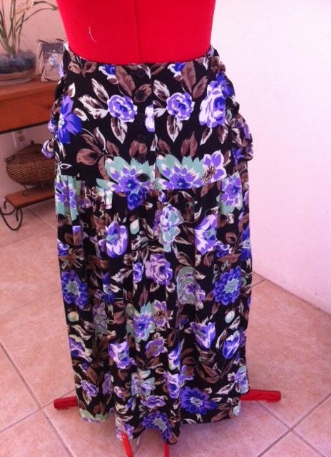 skirt_floral