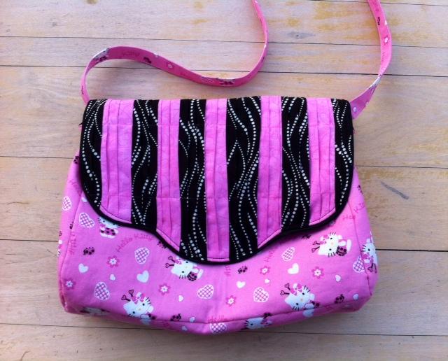 Sew Sweetness Accordion Bag