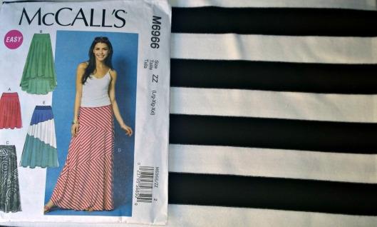 BW Maxi Skirt