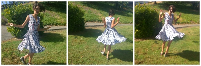 Giselle Dress by Kate and Rose