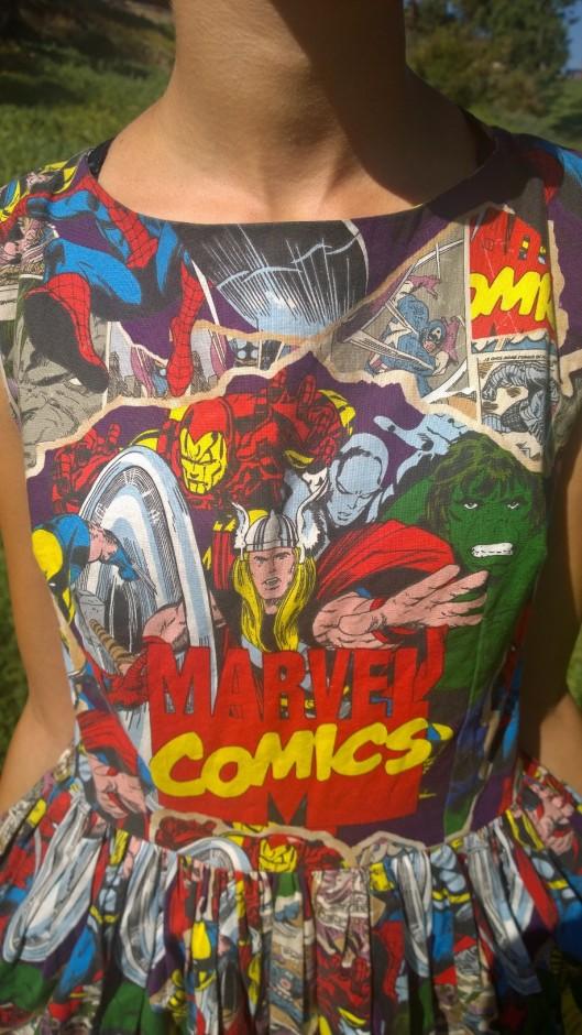 Comic Dress
