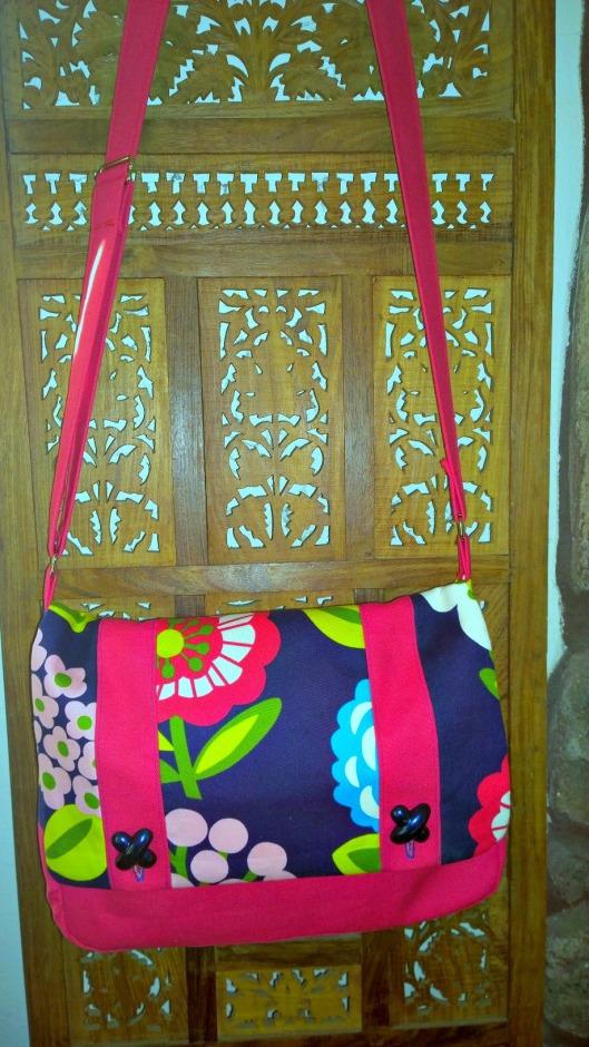 Inside Finished Bag
