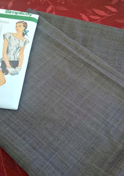 Vintage Silk Grey