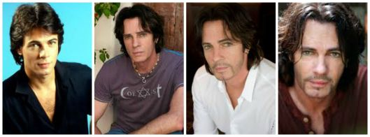 Rick Springfield Collage
