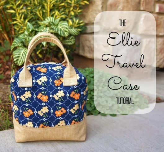 The Ellie Travel Case Tutorial