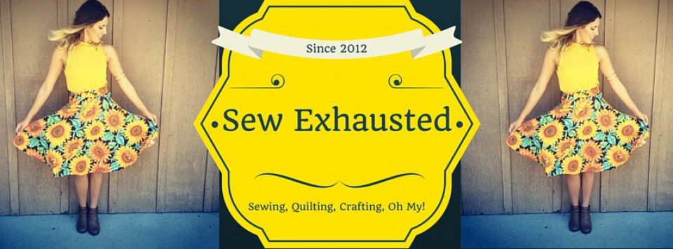 Sew Exhausted