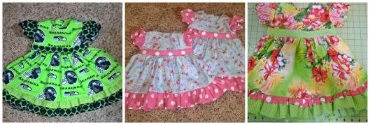 PicMonkey Baby Dress Collage