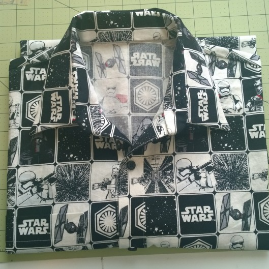 Star Wars Darkside Mens Shirt